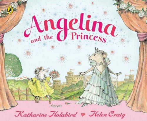 9780141383569: Angelina And the Princess (Angelina Ballerina)