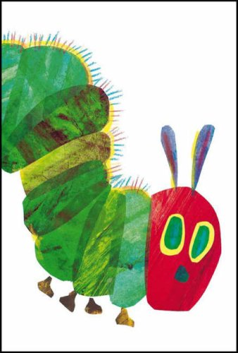 9780141383606: Very Hungry Caterpillar Classic Notebook