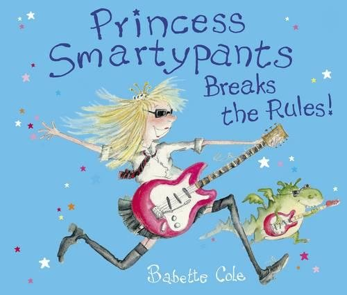9780141383613: Princess Smartypants Breaks the Rules!