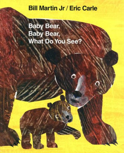 9780141383712: Baby Bear, Baby Bear, What do you See?