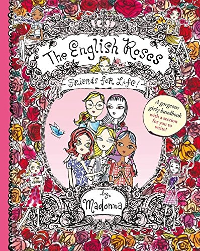 9780141383781: The English Roses: Friends for Life!: Friendship book