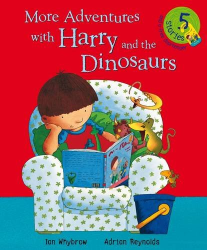 9780141384078: More Adventures with Harry and the Dinosaurs