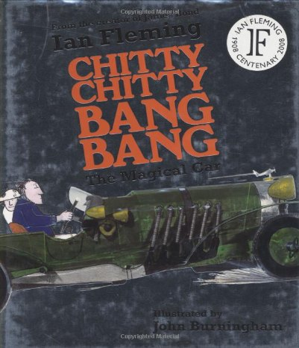 9780141384382: Chitty Chitty Bang Bang: The Magical Car