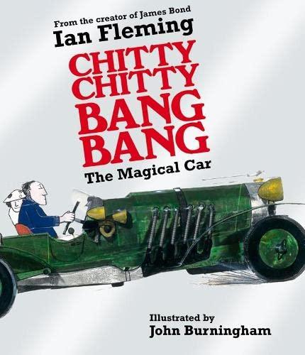 [signed] Chitty Chitty Bang Bang