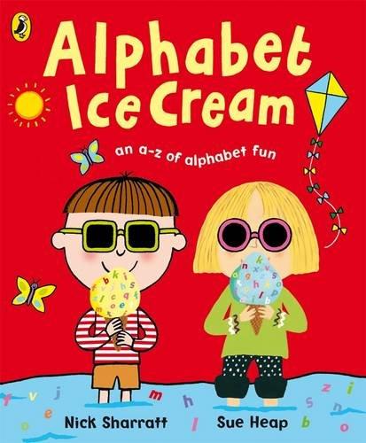 9780141384412: Alphabet Ice Cream: An A To Z Of Alphabet Fun