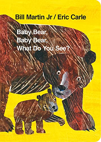 9780141384474: Baby Bear, Baby Bear, What Do You See?. by Bill Martin, JR.