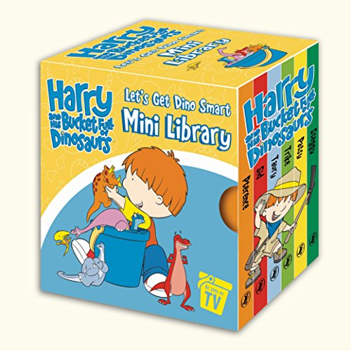 9780141384559: Harry and His Bucket Full of Dinosaurs Mini Library
