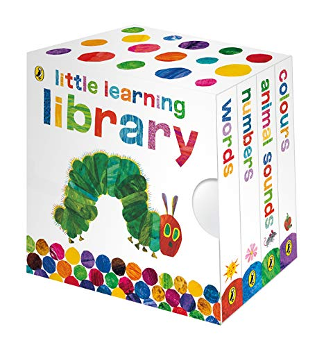9780141385112: The Very Hungry Caterpillar: Little Learning Library