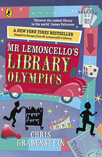 9780141387628: Mr Lemoncello's Library Olympics