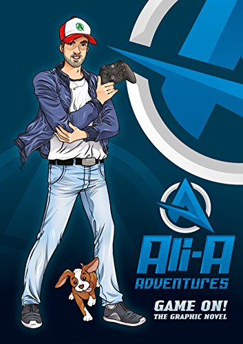9780141388168: Ali-A Adventures: Game On!