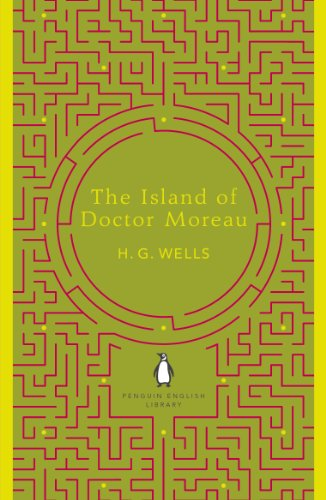 9780141389394: Penguin English Library the Island of Doctor Moreau (The Penguin English Library)