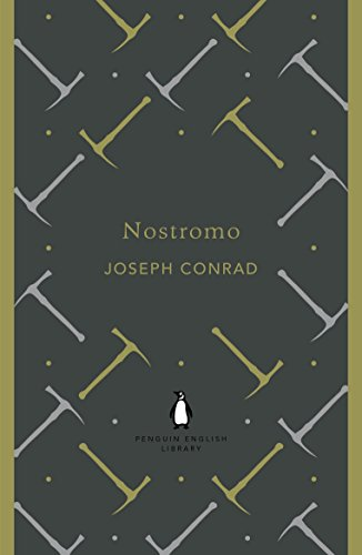 9780141389448: Penguin English Library Nostromo