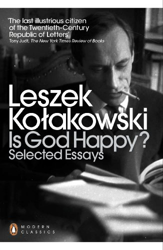 9780141389554: Is God Happy?: Selected Essays
