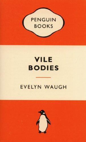 9780141389868: Vile Bodies Orange Export Edn