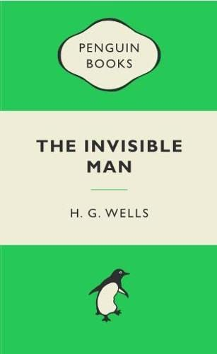 9780141389882: The Invisible Man