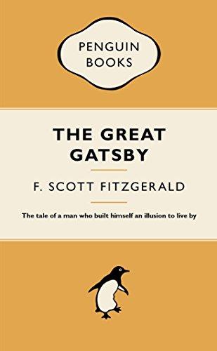 The Great Gatsby: F Scott Fitzgerald