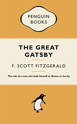 The Great Gatsby: F Scott Fitzgerald