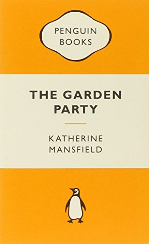 9780141389974: The Garden Party and Other Stories Orange Export Edn