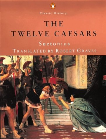 2 book lot: Lives of the Twelve Caesars AND The Discoverers