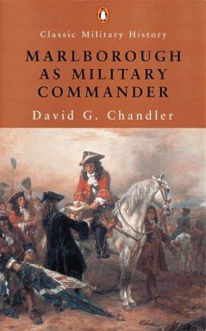 9780141390437: Marlborough as Military Commander (Penguin Classic Military History)