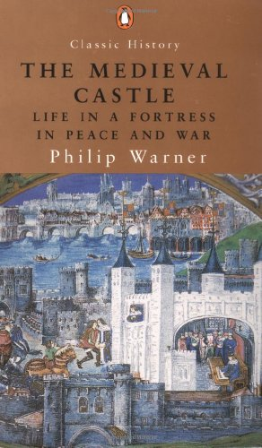 9780141390703: The Medieval Castle (Classic History)