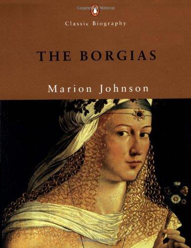 The Borgias: Marion Johnson