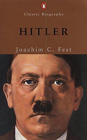 9780141391038: Hitler (Penguin Classic Biography)