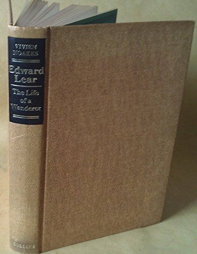 9780141391397: Edward Lear: the Life of a Wanderer