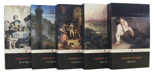 9780141391625: Charles Dickens: Five Book Collection