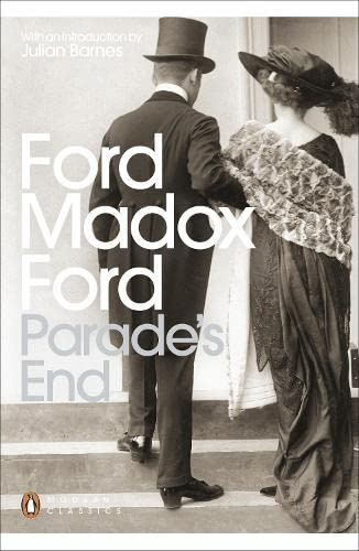 9780141392196: Parade's End (Penguin Modern Classics)
