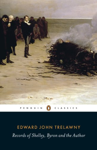 9780141392783: Records of Shelley, Byron and the Author (Penguin Classics)