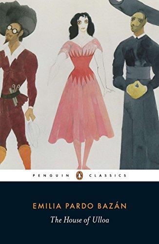 The House of Ulloa (Paperback): Emilia Pardo Bazan,