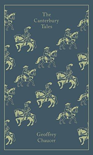 9780141393216: The Canterbury Tales (A Penguin Classics Hardcover)