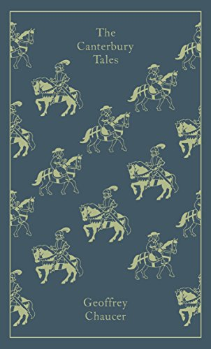 9780141393216: The Canterbury Tales (A Penguin Classics Hardcover)