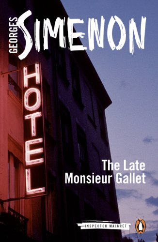 9780141393377: The Late Monsieur Gallet (Inspector Maigret)