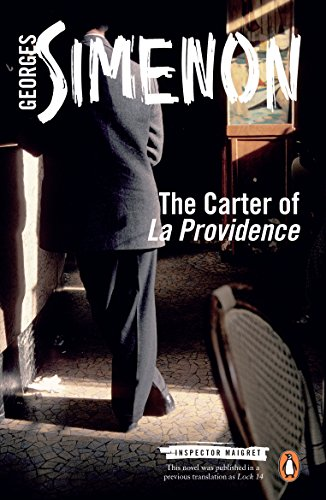9780141393469: The Carter of 'La Providence': Inspector Maigret #4