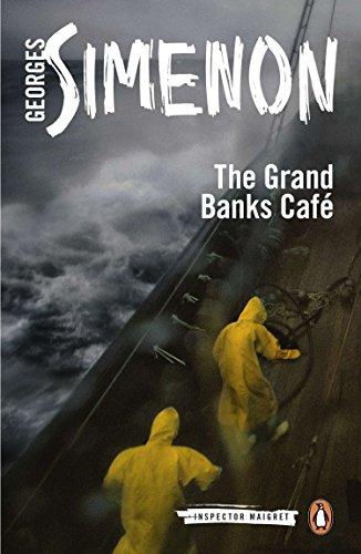 9780141393506: The Grand Banks Caf�: Inspector Maigret #8
