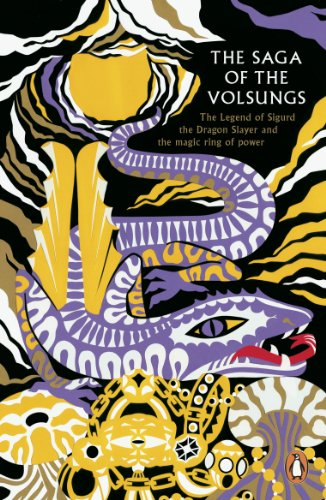 9780141393681: The Saga of the Volsungs (Legends from the Ancient North)