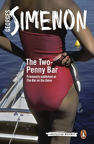9780141394176: The Two-Penny Bar (Inspector Maigret)