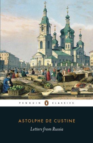 9780141394510: Letters from Russia (Penguin Classics)