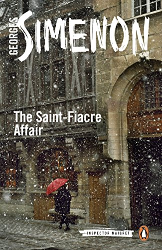 9780141394756: The Saint-Fiacre Affair: Inspector Maigret #13