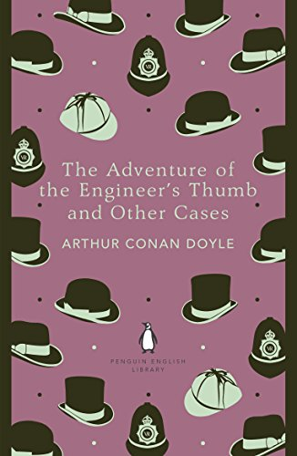 9780141395500: The Penguin English Library Adventures of the Engineer's Thumb and Other Cases
