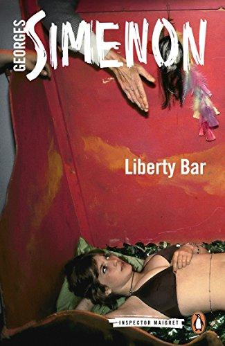 9780141396095: Liberty Bar: Inspector Maigret #17