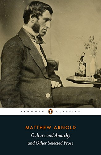 9780141396248: Culture and Anarchy and Other Selected Prose (Penguin Classics)