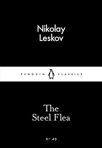 The Steel Flea (Paperback)