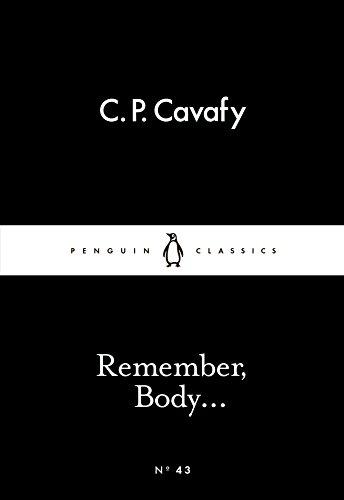 9780141397467: Remember, Body... (Little Black Classics)