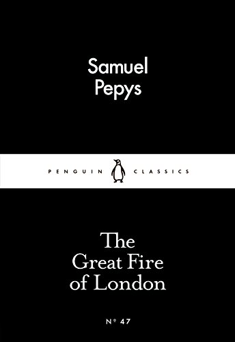 9780141397542: The Great Fire Of London (Penguin Little Black Classics)