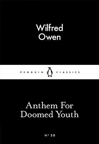 Anthem For Doomed Youth (Paperback): Wilfred Owen