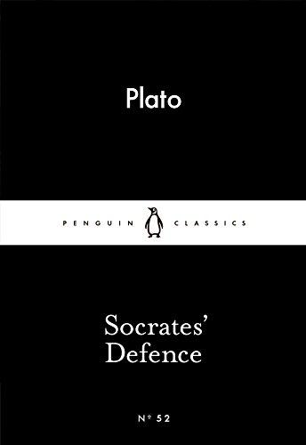 9780141397641: Socrates' Defence (Penguin Little Black Classics)