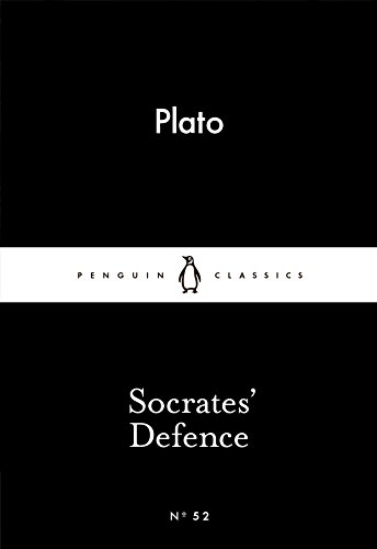 Socrates' Defence (Paperback): Plato